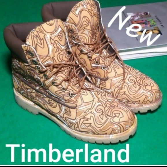Timberland Roll Top Boots #A1781